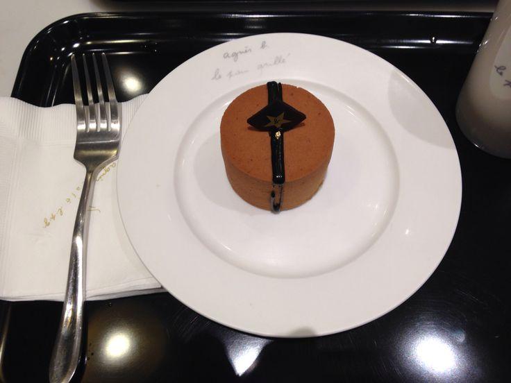 Chocolate Earl Grey Cake