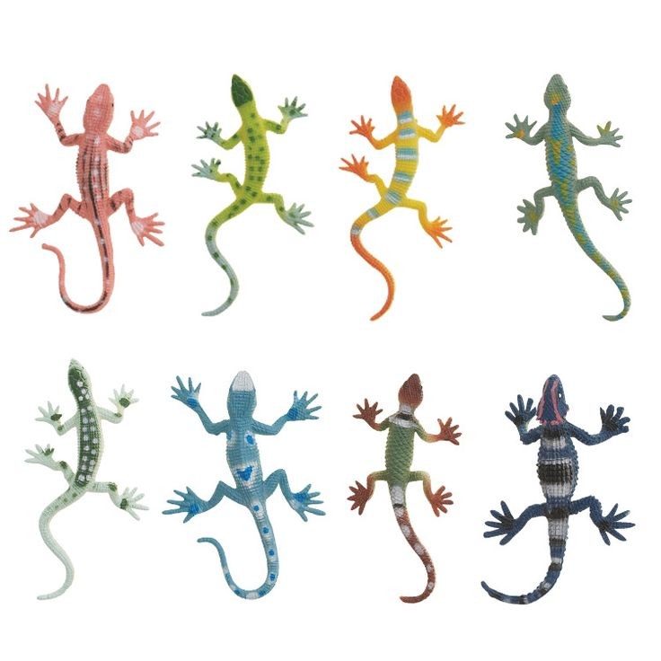 Mini Lizards