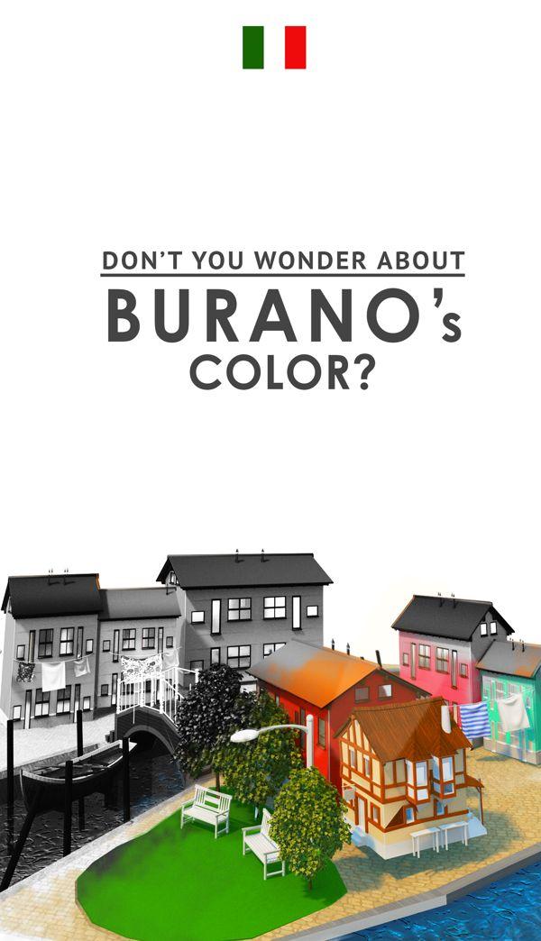 BURANO by Jeongmin Yoo, via Behance