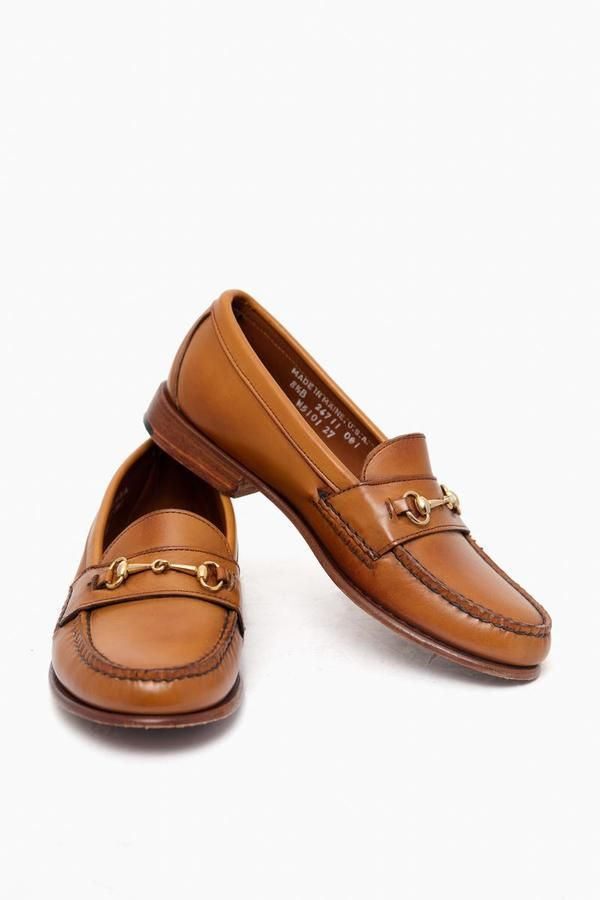 a5168f1f313 Women s Amber Burnished Horsebit Loafers in Amber Burnished by Rancourt -  Tnuck