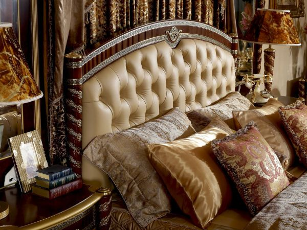 European Bedroom in Italian Style - Top and Best Italian Classic Furniture