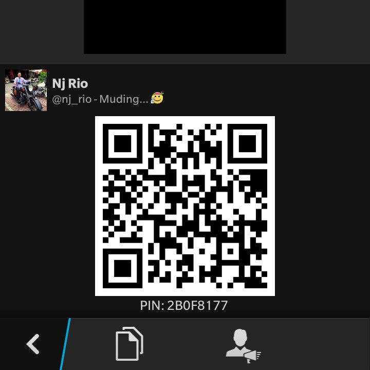 My Pin Blackberry Messenger