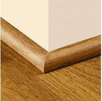 "Traditional Living Quarter Round Molding - Golden Amber Oak  II - 94.5"""