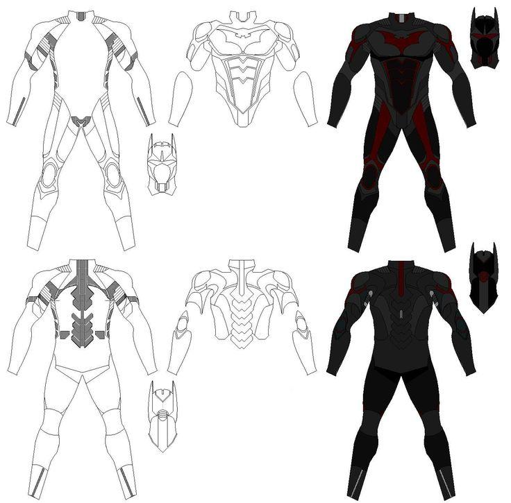 Costume Designer | Batman Beyond Costume, any ideas? - The SuperHeroHype Forums