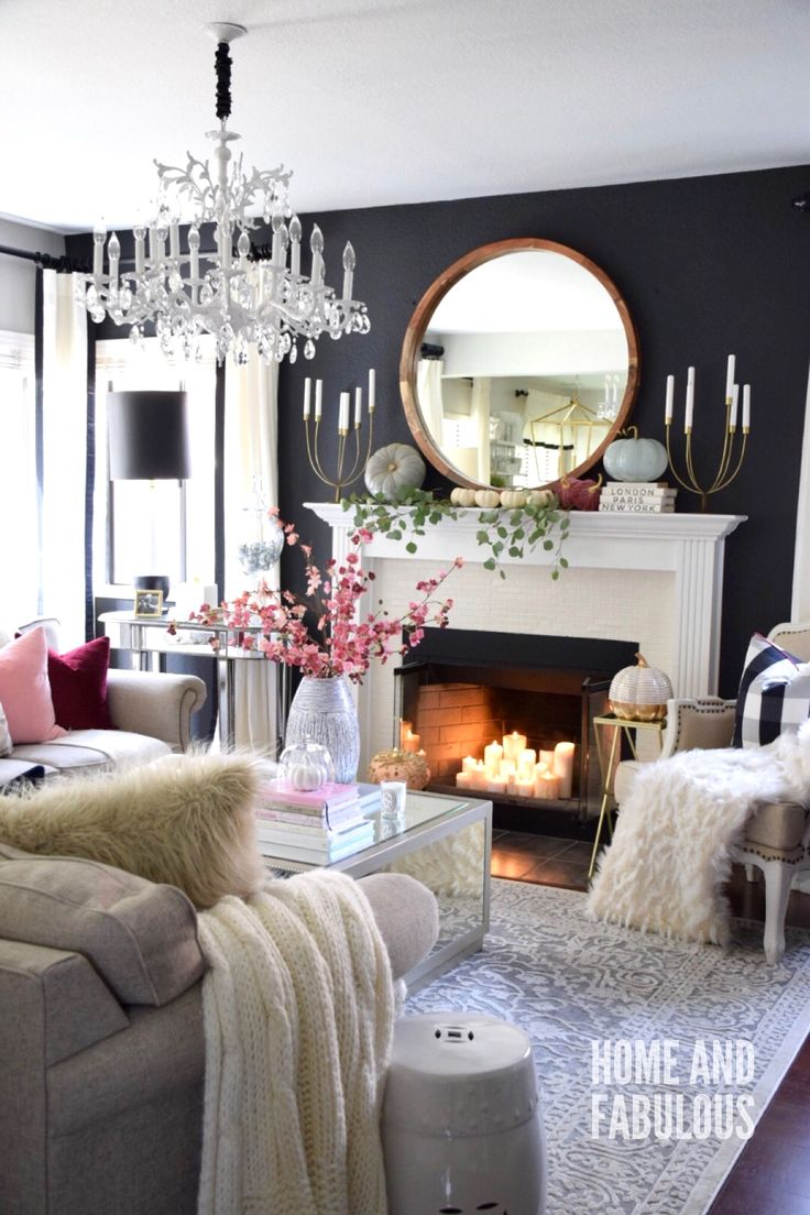 Best 25+ Eclectic fireplaces ideas on Pinterest | Rustic electric ...