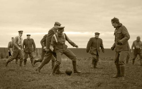 The Christmas Day Truce of 1914