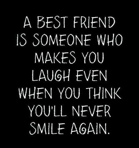 Who Someone Even Think You You Laugh You When Friend Ll Makes Never Again Smile 2