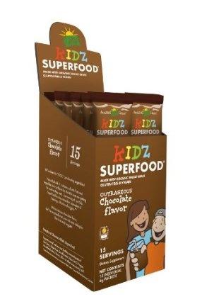 Amazing Grass Kidz Superfood Chocolate Drink Powder