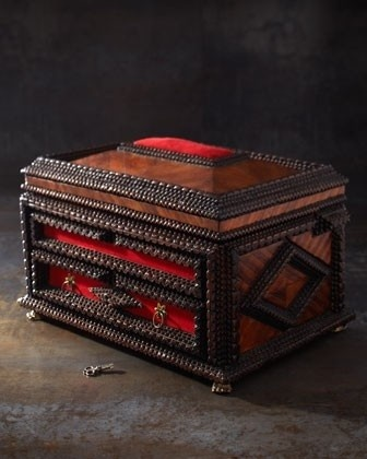 101 best Jewelry Boxes images on Pinterest Jewel box Boxes and