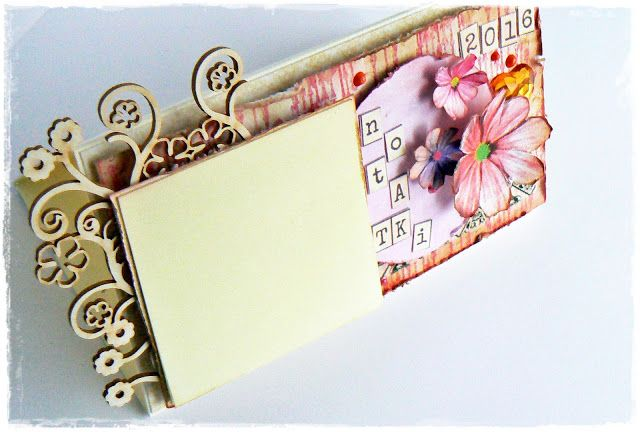 decoartM.: Maleńki notatnik