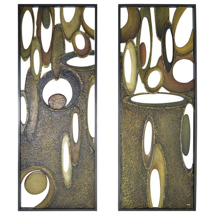 """Architectural Panels by Richard Boprae, """"Rhythm""""   www.1stdibs.com"""