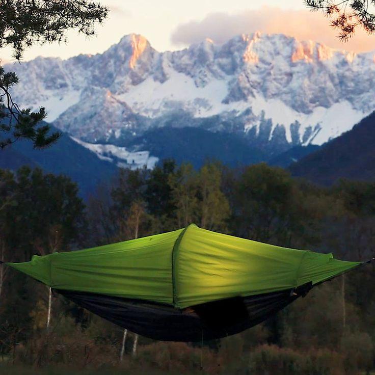 Flying Tent All-In-One Tent/Hammock & Viac ako 25 najlepších nápadov na Pintereste na tému Flying tent ...