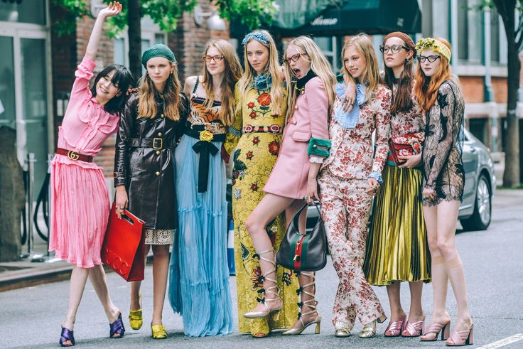 Tommy Ton - GUCCI CRUISE 2016