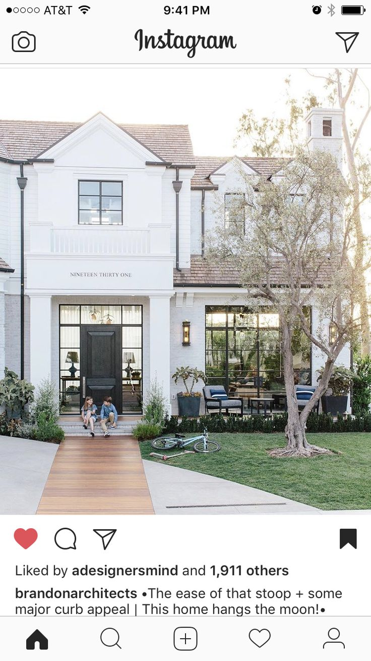 98 best Exterior front images on Pinterest | Home ideas ...