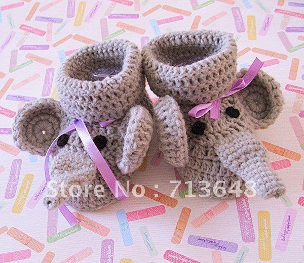 118 best images about baby booties on Pinterest Baby ...