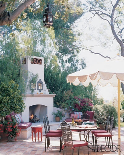 79 Best Images About Outdoor Fireplace/Pizza Oven On Pinterest