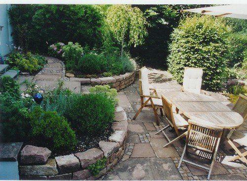 19 besten Terrasse und Grillplatz Bilder auf Pinterest Gärten - reihenhausgarten vorher nachher