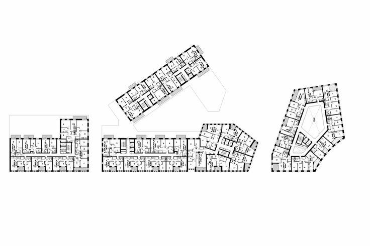 Blackfriars Road Ensemble – London UK – MLA+ Architecture – Planning – Consultancy
