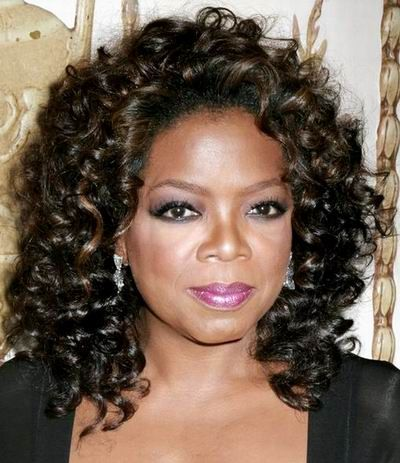 ... Curly Hairstyle For Black Women -Oprah Winfrey's Curls | Hairstyles