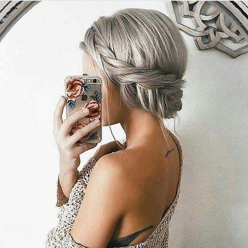 Pin Na Włosy