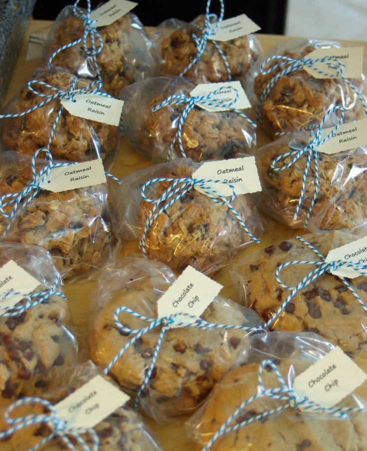 Best sellers at the bake sale!  #2berrycreative #bakerstwine 2berrycreative.com