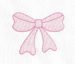 Shadow Work & Embroidery :: Shadow Bow 2