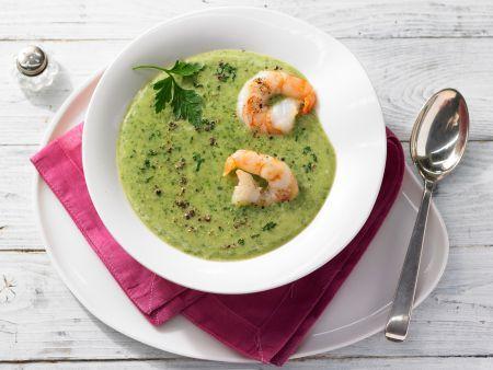 Rezept: Petersilien-Pastinaken-Suppe