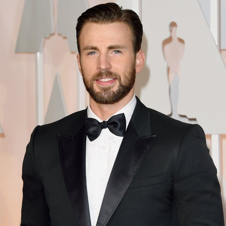 Pin for Later: Hold Up — Are Chris Evans and Lily Collins Dating?