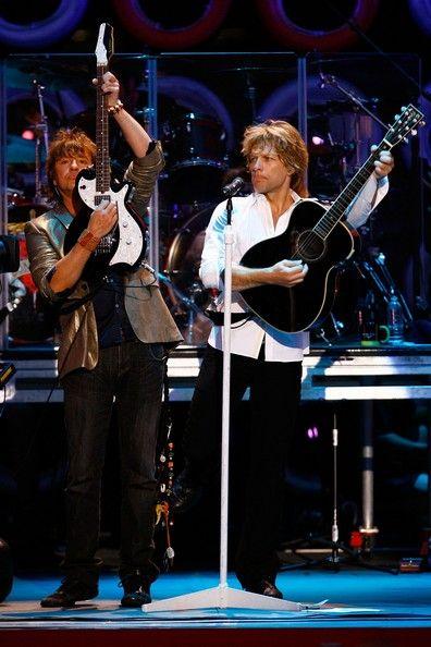 Jon Bon Jovi Photos - Live Earth - Show - Zimbio