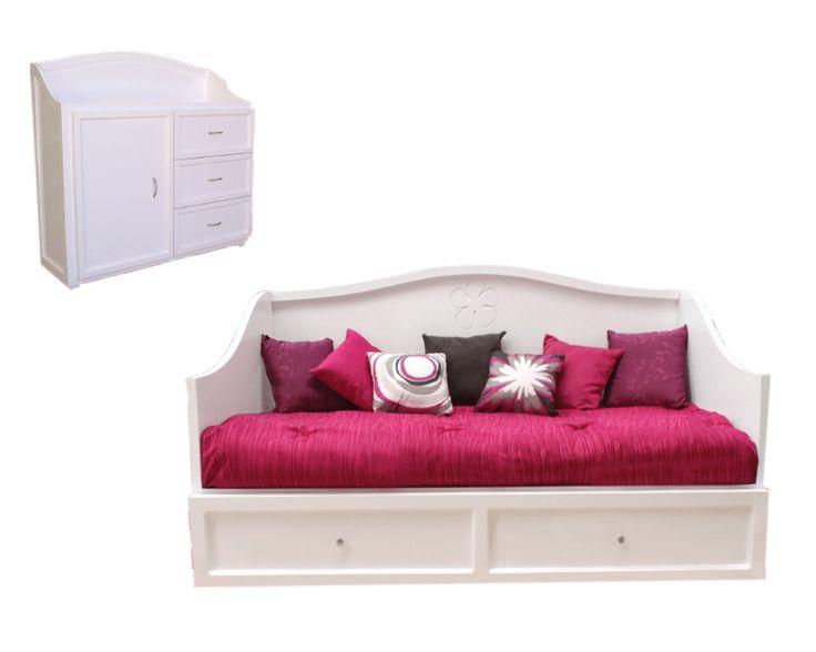 M s de 25 ideas incre bles sobre cama canguro en pinterest for Que medidas tiene una cama individual