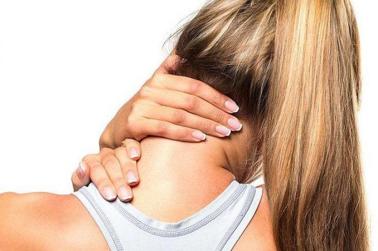 Как уменьшить боль в шее