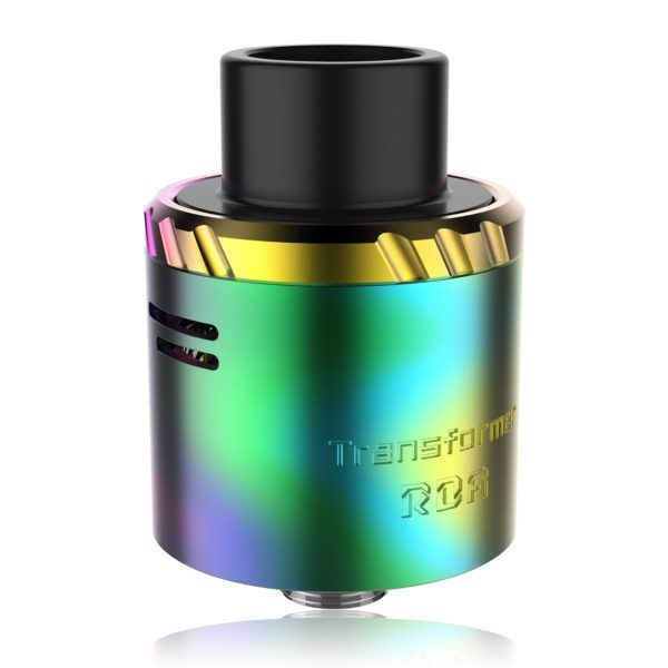 First look of Transformer RDA Atomizer !
