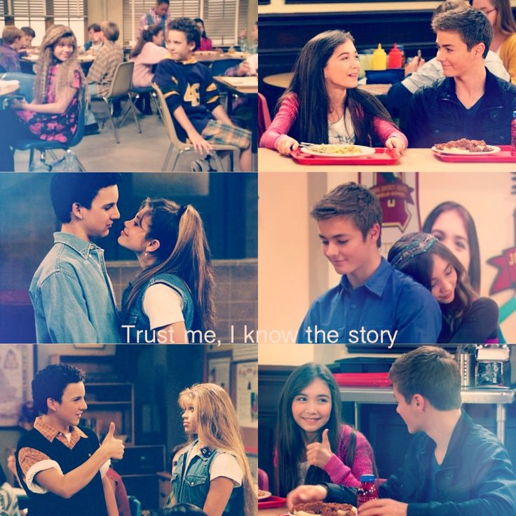 Maya and Lucas! Farkle and Riley! Ugh no Farkle and Riley sure but Lucaya? Sorry but EWWWWW