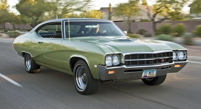 Restoration profile 1969 buick gs 400 cars vehicles for Portent of restoration