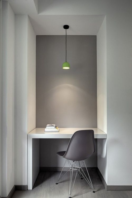 love this desk nook  (into files for the 'next house')  tx si