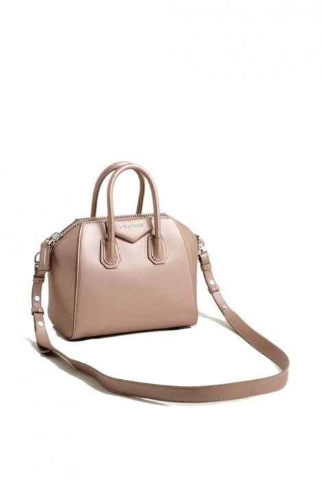 Givenchy antigona mini bag metal pink BB05114450 681