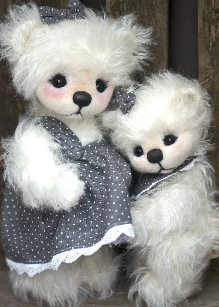Three O'Clock Bears: New mid-summers Silly Bears designs!!