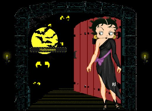claudi1775 has shared an animated gif from photobucket click to play - Free Animated Halloween Cards