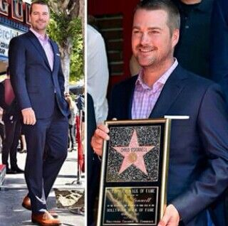 Chris O'Donnell and his star