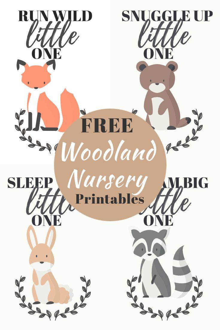 27 Best Ideas for a Woodland Nursery Theme