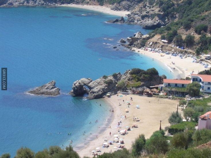 kalamos evia Photo   Greece.com