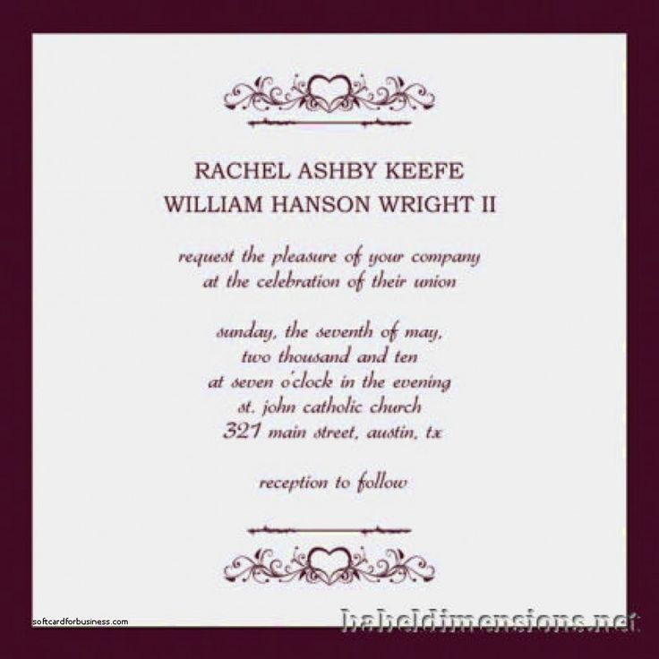 8 best invitations images on Pinterest Invitation ideas, Handmade - best of invitation wording lunch to follow