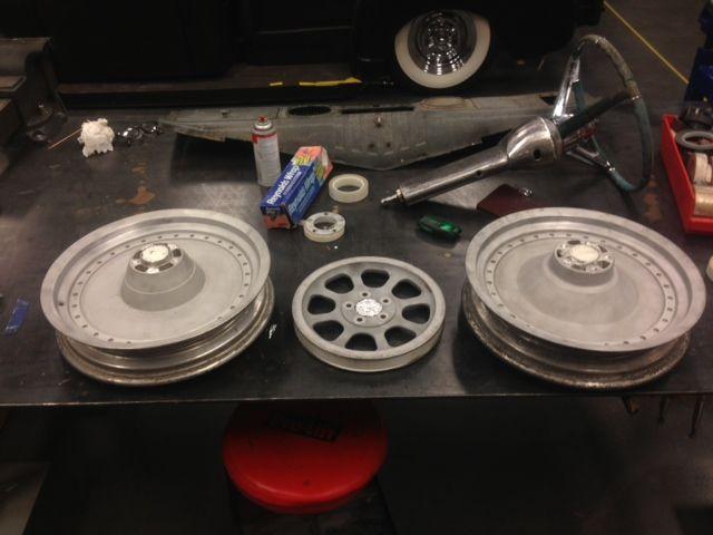 How to Powder Coat Harley Wheels