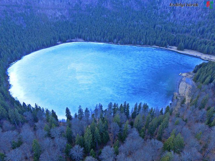 Szent Anna-tó - Travel to Transylvania