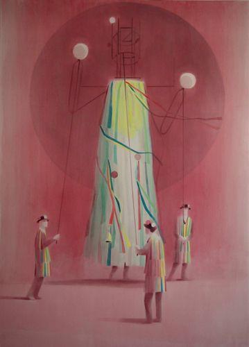 Adam Dix: Artist Website