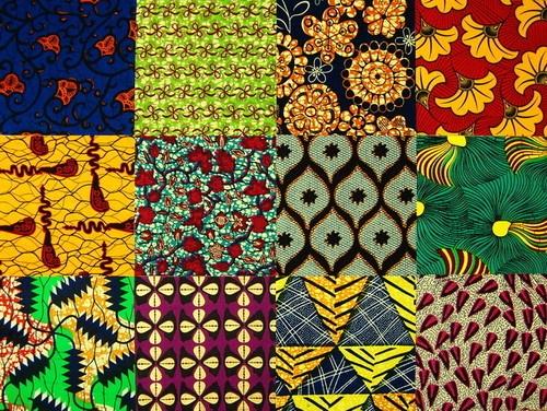 Animal Print Wallpaper Border 12 10 Quot Fabric Squares African Wax Print Ethnic Cotton