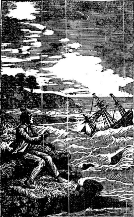 robinson crusoe important event Robinson crusoe and cuma, who celebrate the 15th anniversary of ending up on a desert island, see a ship approaching shore when their.