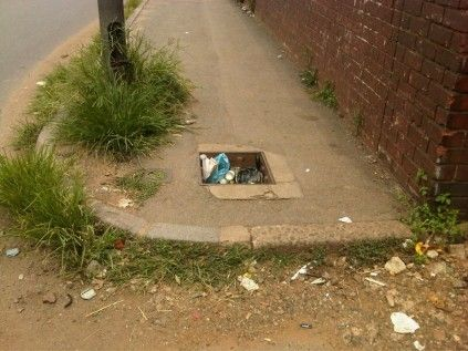 Joburg in a state of neglect