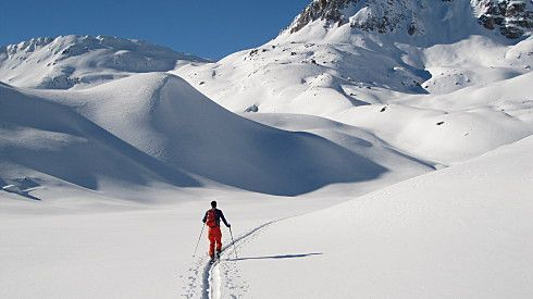 ski tourer