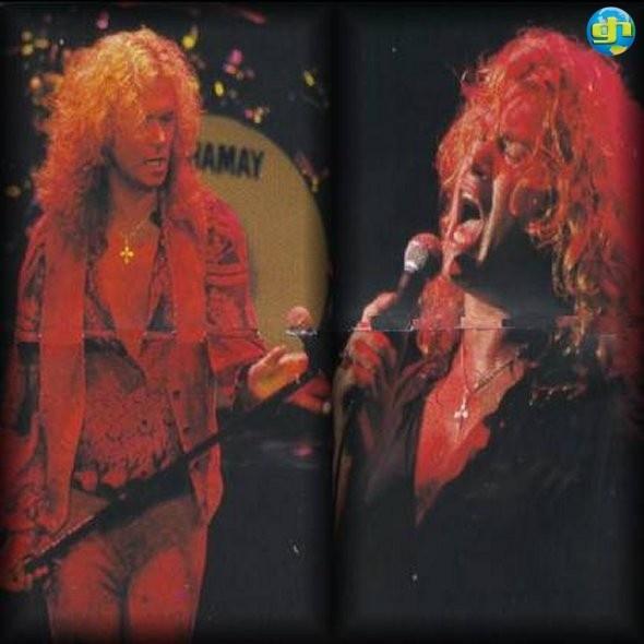 Glenn Hughes Live In Japan 86